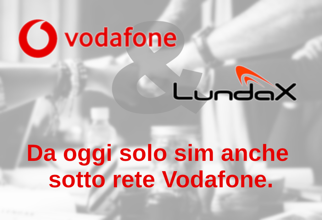 Solo Sim su Rete Vodafone