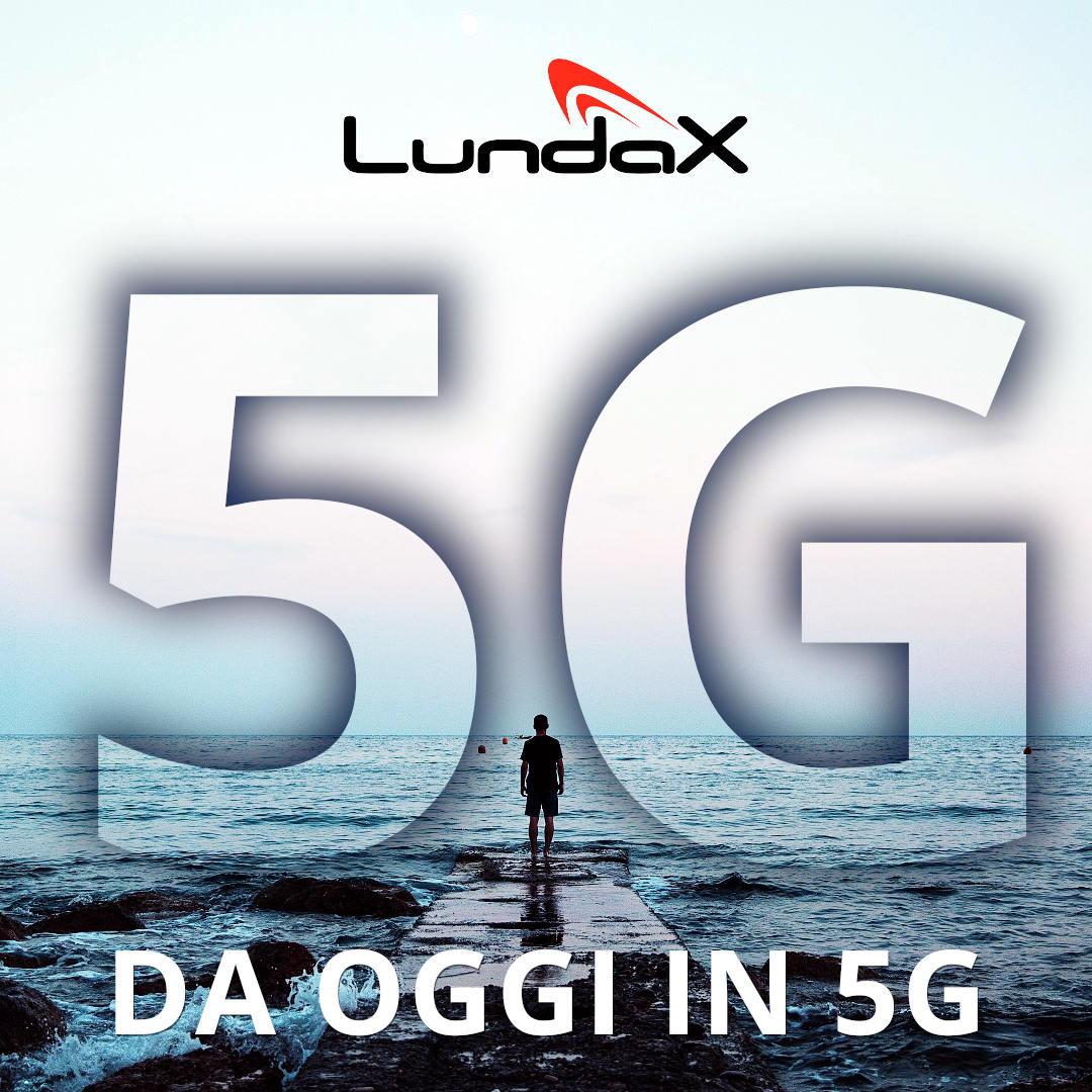 LundaX 5G