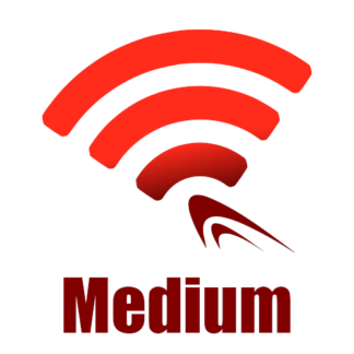 Wireless LundaX Medium